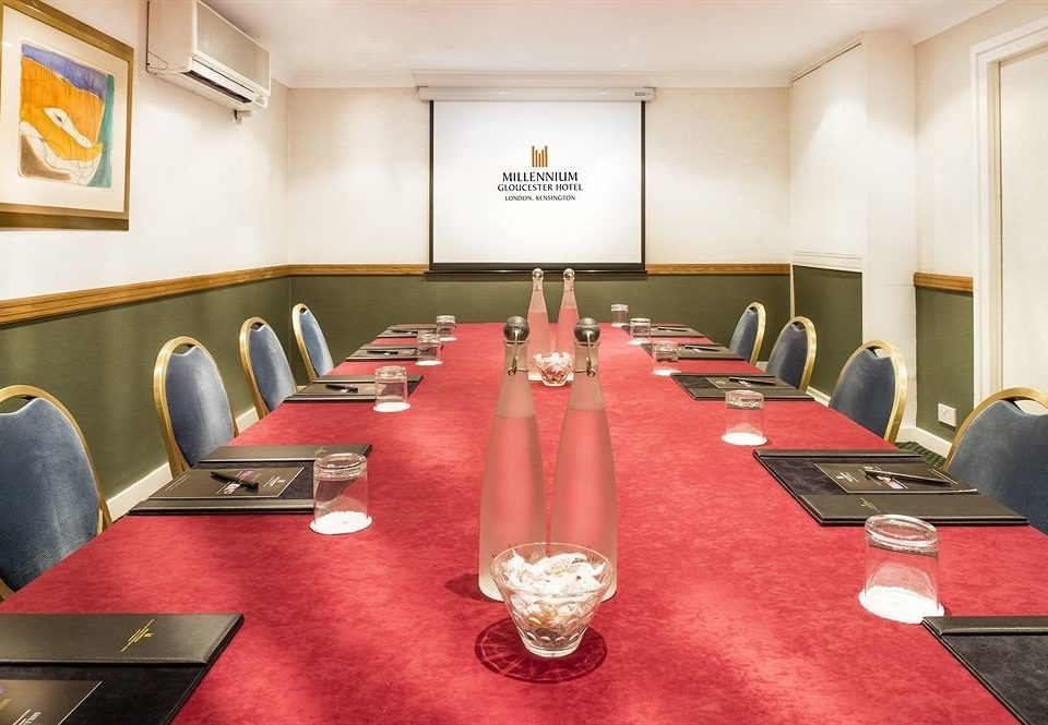 scene conference hall conference room meeting function hall leather