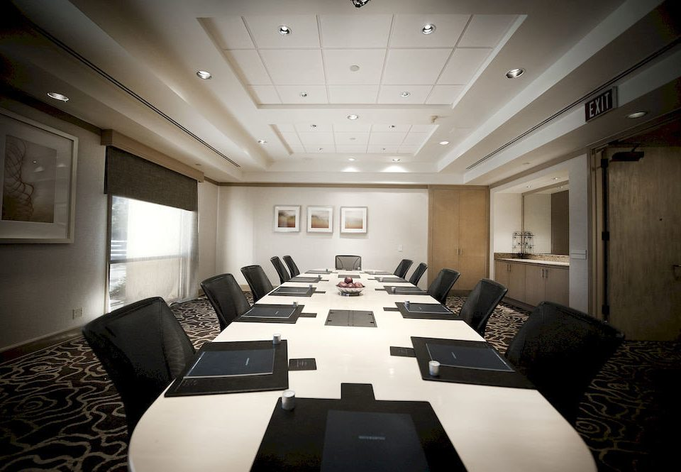 conference hall vehicle yacht living room recreation room conference room