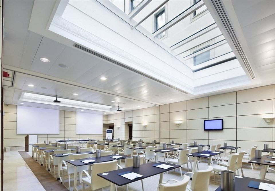 conference hall headquarters daylighting lighting office convention center function hall