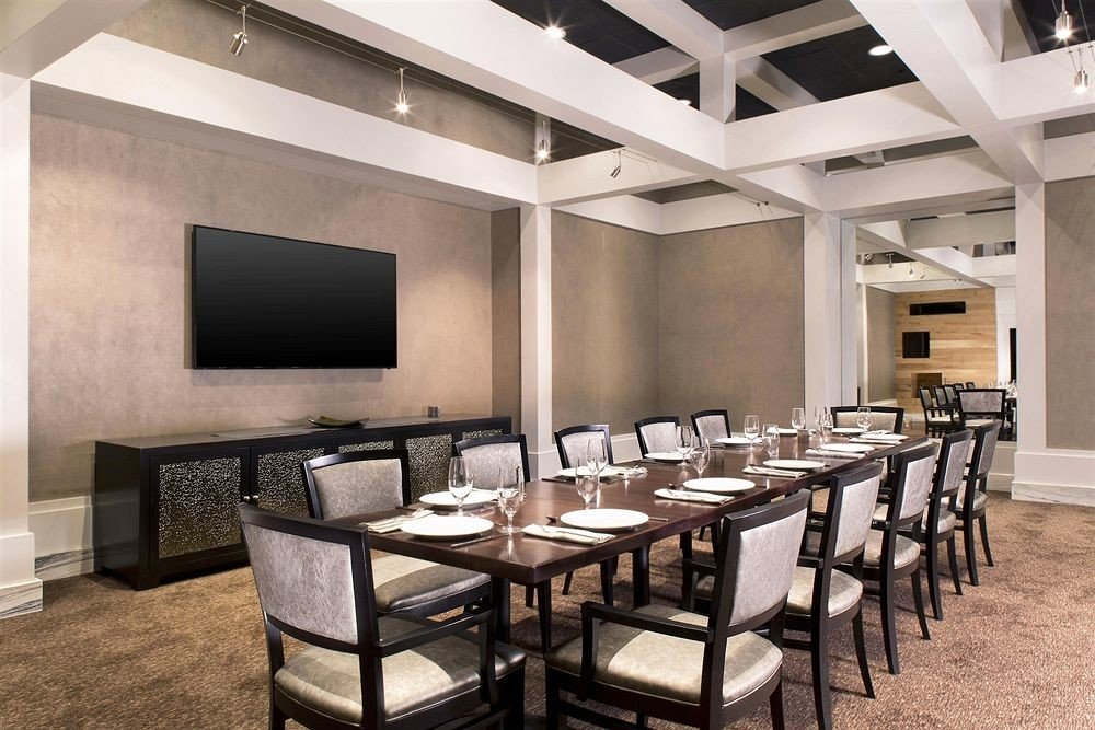 property conference hall function hall restaurant convention center dining table