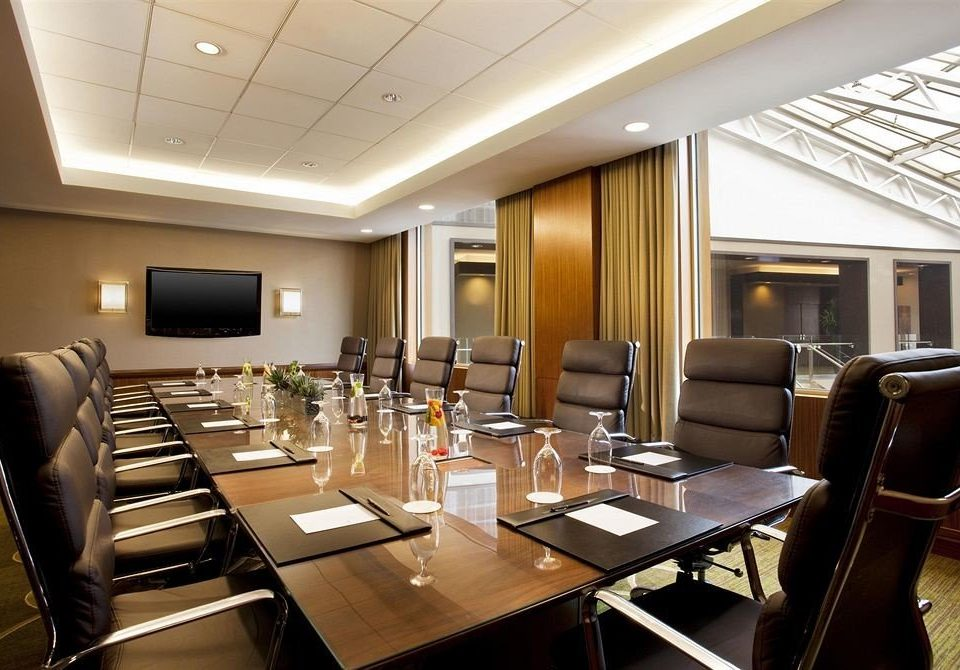 conference hall function hall restaurant convention center meeting leather