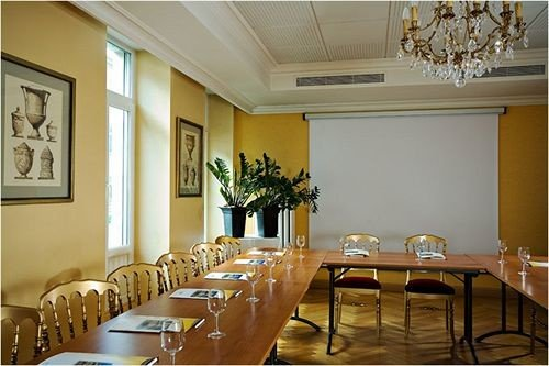 property restaurant function hall conference hall dining table