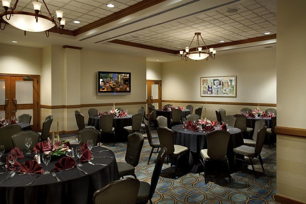 restaurant function hall conference hall