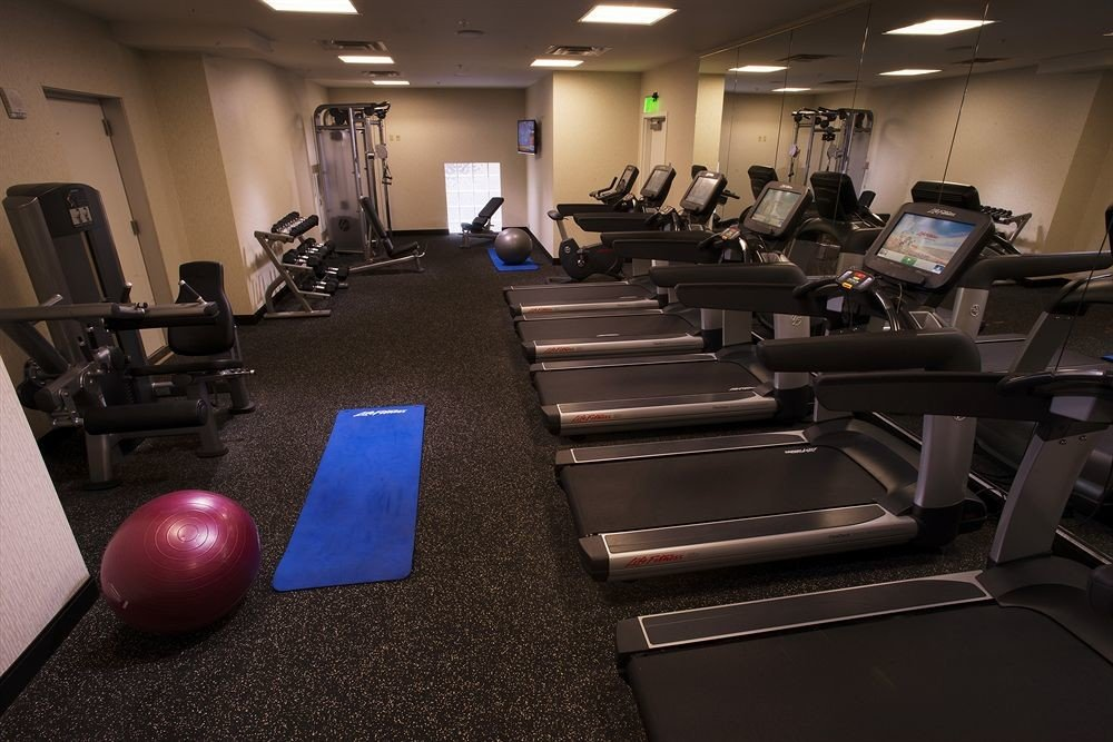 structure gym sport venue conference hall