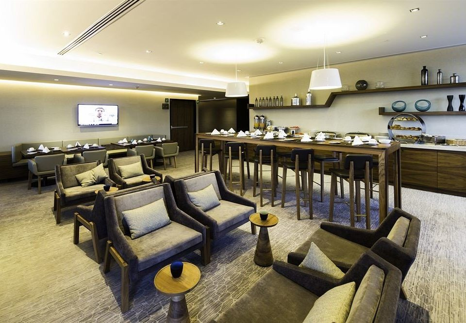 property conference hall restaurant waiting room recreation room
