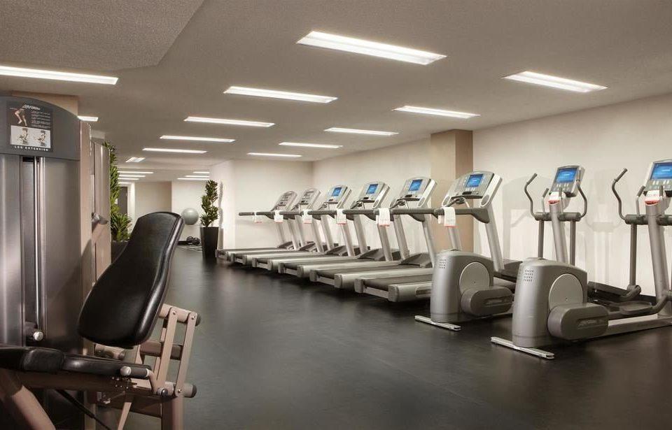 structure gym sport venue desk office conference room