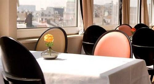 restaurant dining table conference room