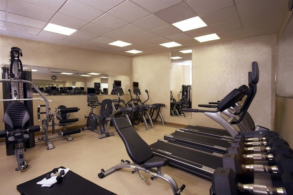 structure gym sport venue office conference room