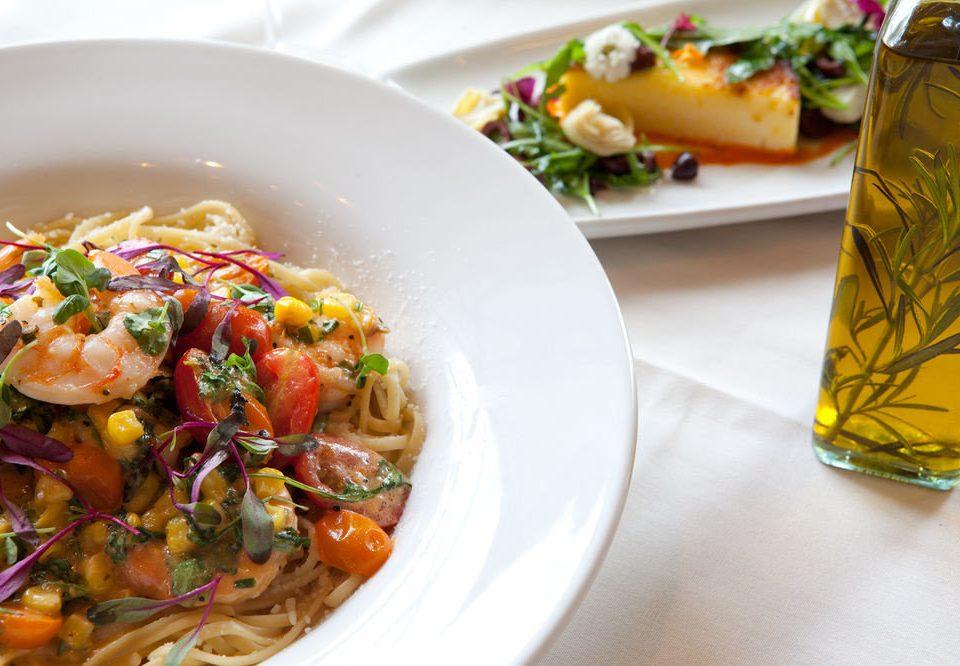 plate food cuisine vegetable spaghetti italian food meat containing soup piece de resistance