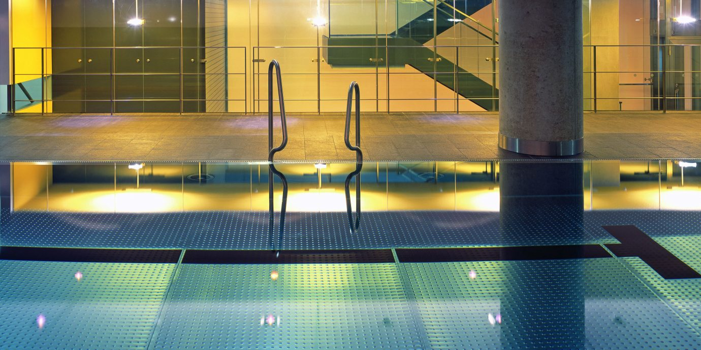 swimming pool light leisure centre sport venue lighting flooring convention center night