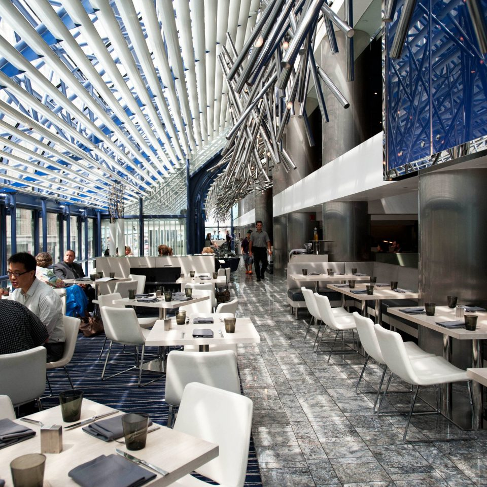 restaurant convention center headquarters