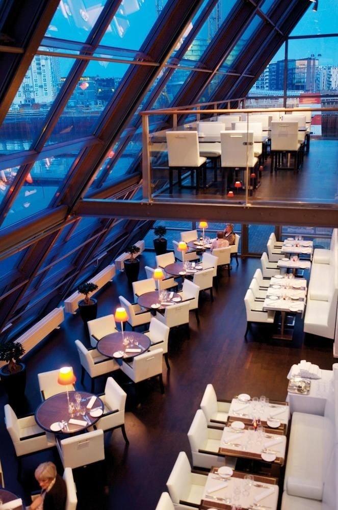 restaurant convention center