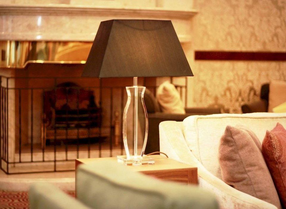 sofa restaurant lighting home cuisine cottage pillow living room lamp