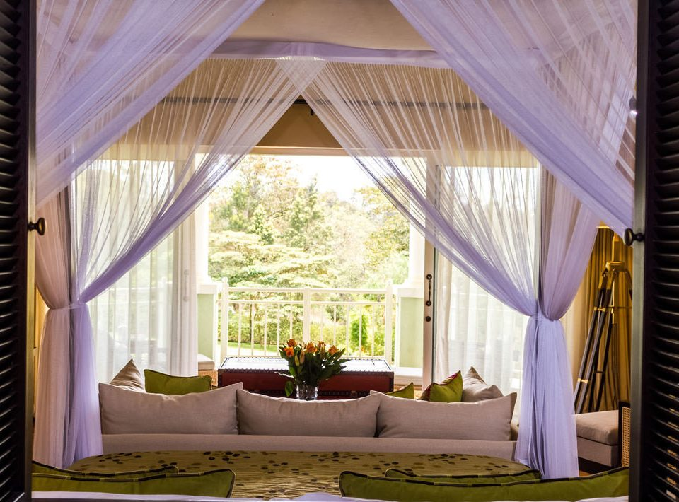 curtain home living room window treatment textile cottage porch