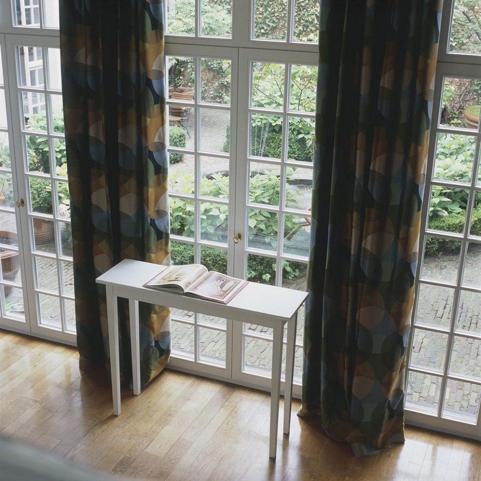 property house home hardwood porch cottage flooring living room door