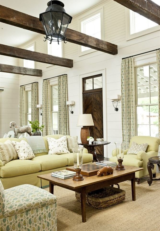 sofa living room property home hardwood farmhouse lighting porch cottage loft