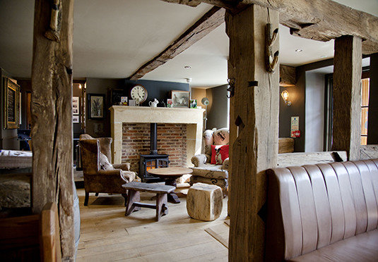 property home house living room cottage farmhouse restaurant