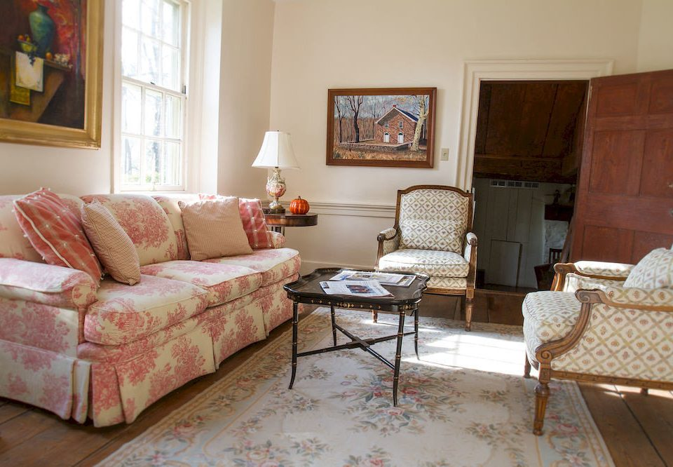 sofa living room property home cottage hardwood