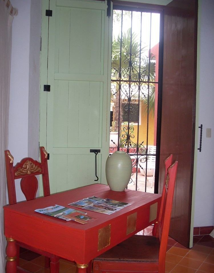 red property house home cottage