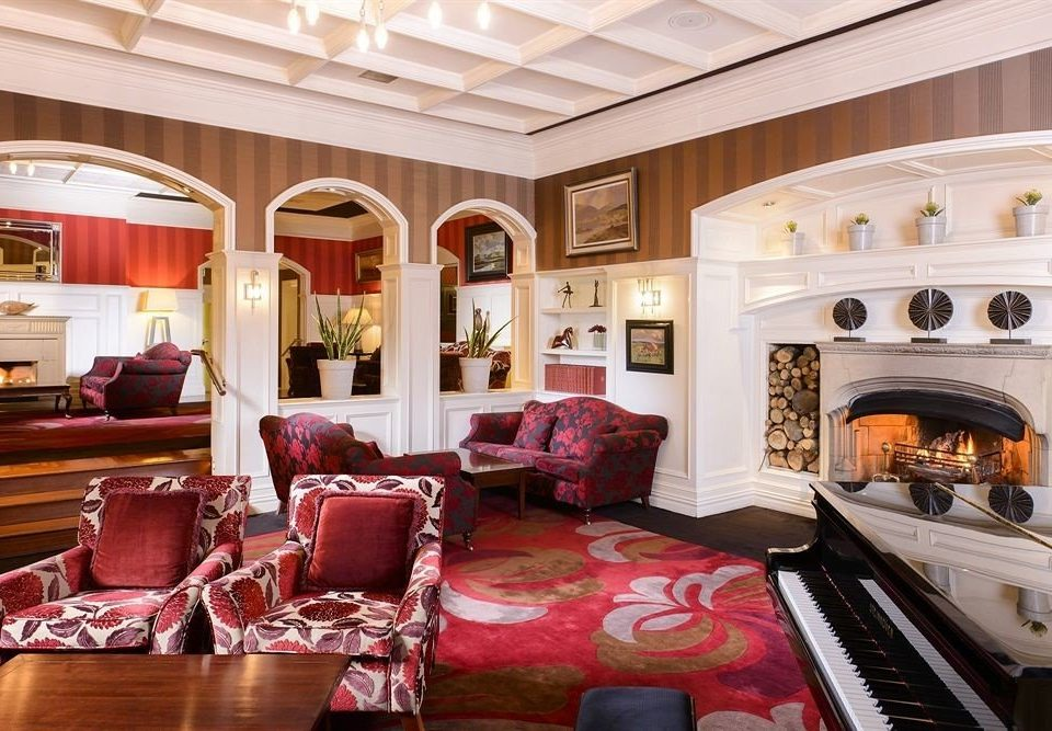 living room property home mansion cottage leather