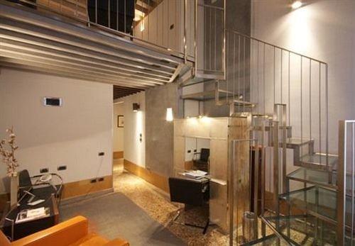property lighting loft cottage living room