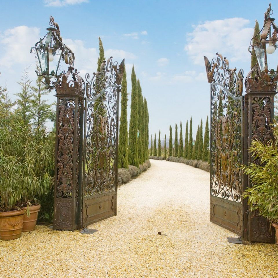 Country Cultural Elegant Grounds Historic Scenic views tree plant conifer Garden stone