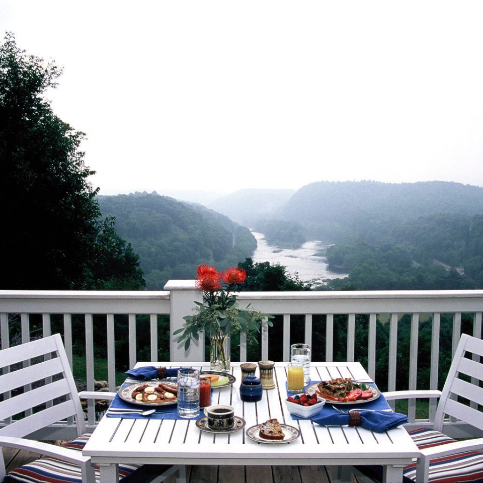 Country Inn Nature Outdoor Activities Outdoors Scenic views tree white property house mountain home cottage outdoor structure park porch backyard Deck