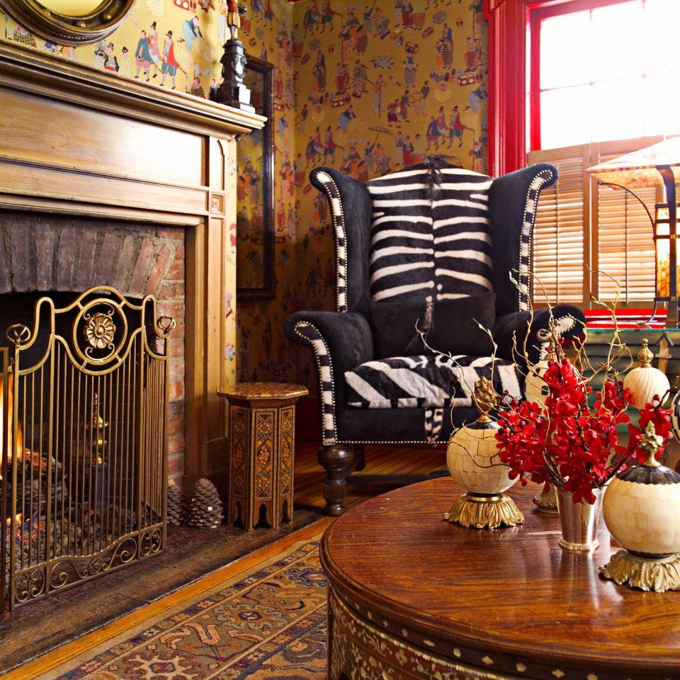 Country Elegant Fireplace Inn Lounge living room home Lobby flooring