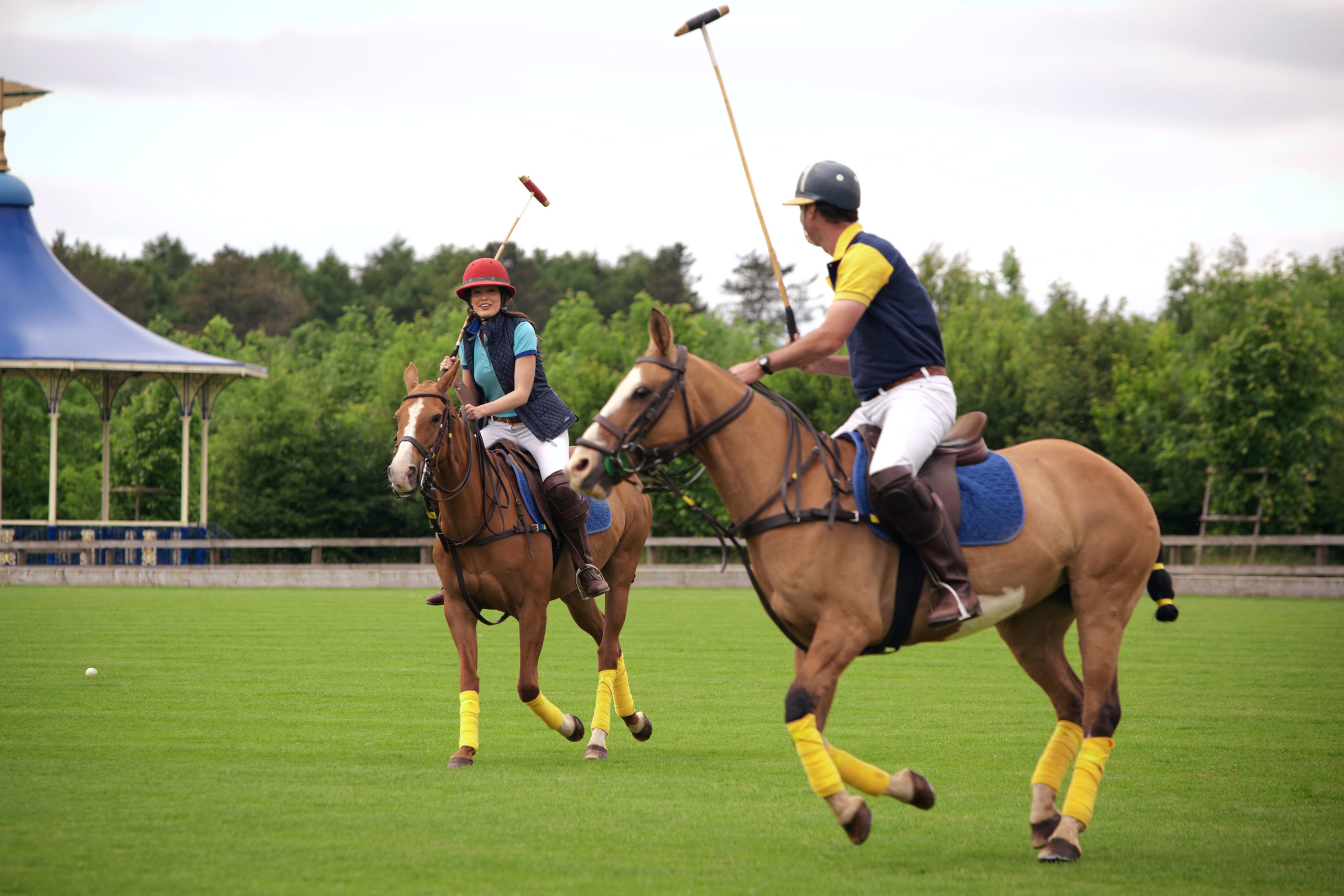 Country Entertainment Grounds Hotels Luxury Resort Sport sky grass ball game polo sports stick and ball games field team sport stick and ball sports equestrian sport animal sports