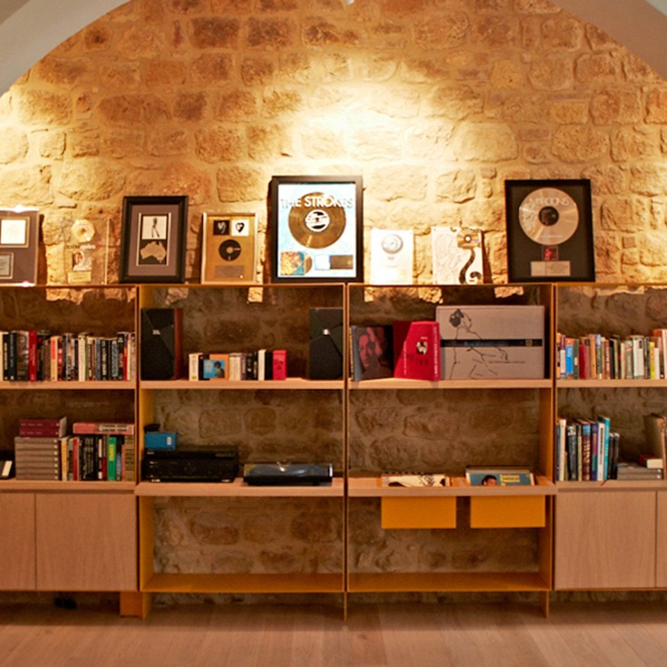Country Lounge Modern shelf art retail tourist attraction library living room
