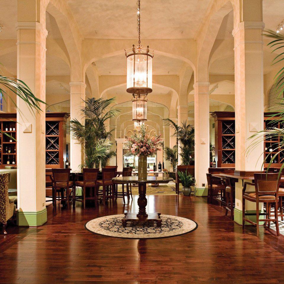 Elegant Lounge Luxury Lobby chair Dining restaurant home mansion lighting Resort palace Courtyard hacienda dining table