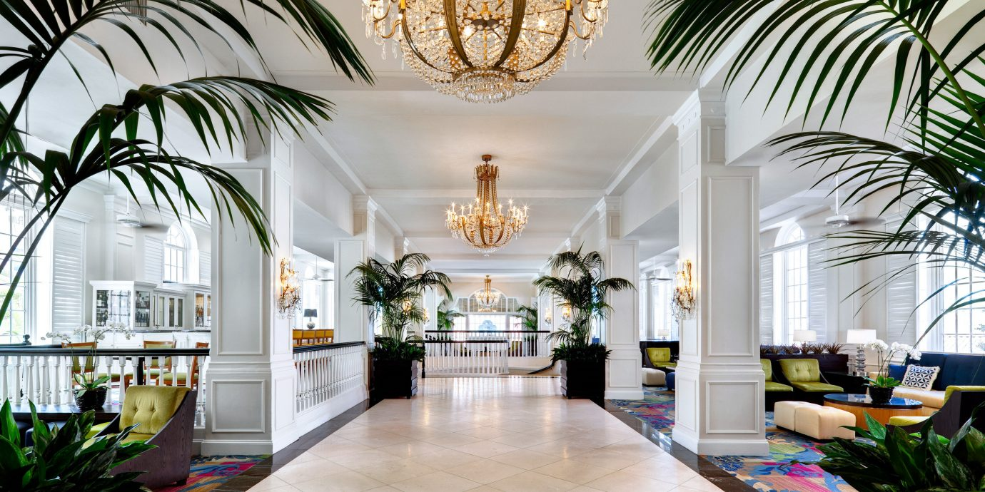 Family Lobby Lounge Resort plant property home mansion floristry condominium living room Courtyard palm