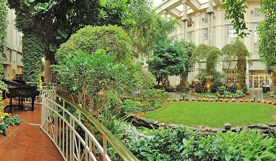 tree grass property Garden Courtyard building botany yard backyard lawn landscape architect residential area walkway botanical garden flower porch shrub landscaping plant mansion outdoor structure surrounded stone