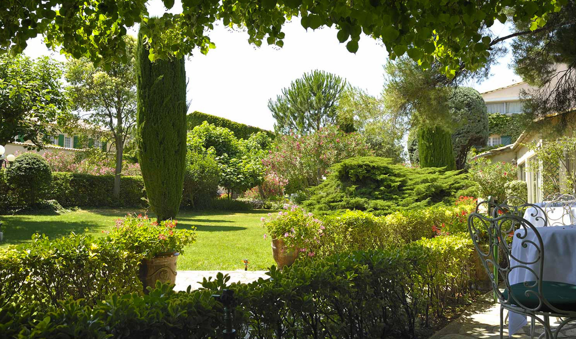 tree grass property Garden yard botany backyard house lawn plant home Courtyard park landscape architect flower botanical garden cottage landscaping stone surrounded