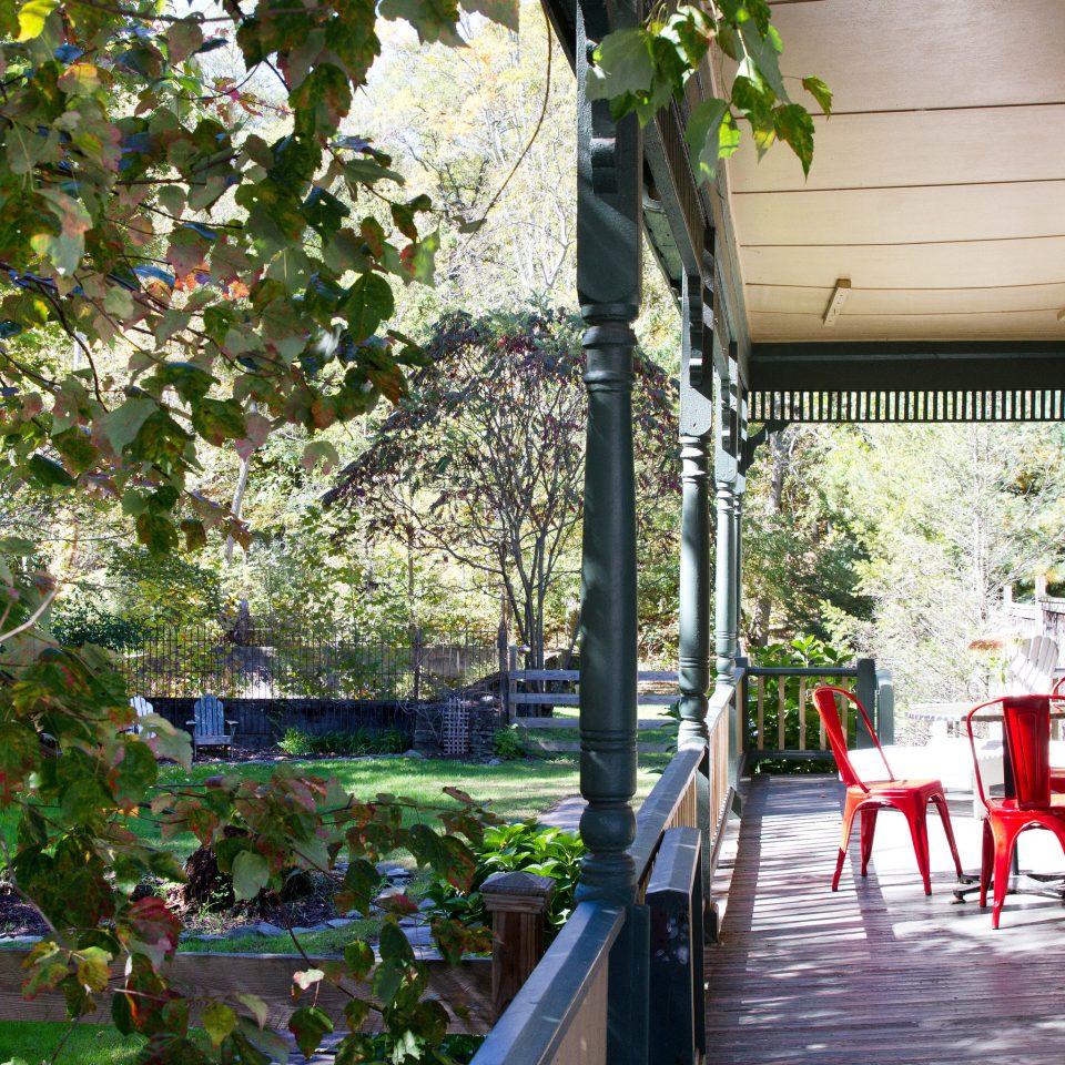 tree building flower backyard Garden porch Courtyard restaurant outdoor structure