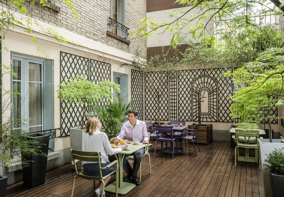 property Courtyard Garden backyard home cottage yard outdoor structure orangery restaurant