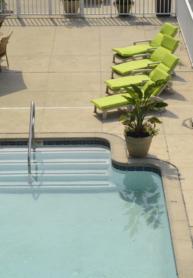 green road surface swimming pool walkway plant flooring backyard Courtyard outdoor structure yard Garden