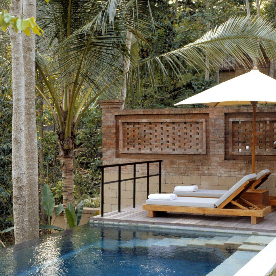 Honeymoon Luxury Pool Romance Romantic swimming pool property backyard Resort Villa home Courtyard outdoor structure cottage Garden stone