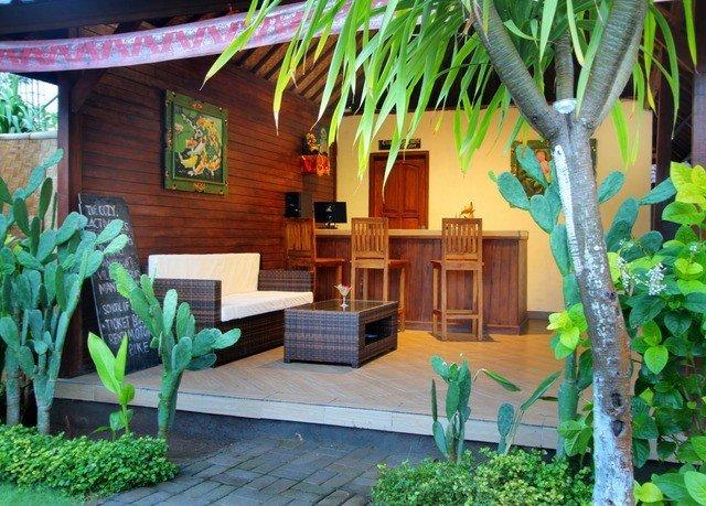 property Resort hacienda backyard Villa Courtyard eco hotel Jungle plant cottage condominium Garden