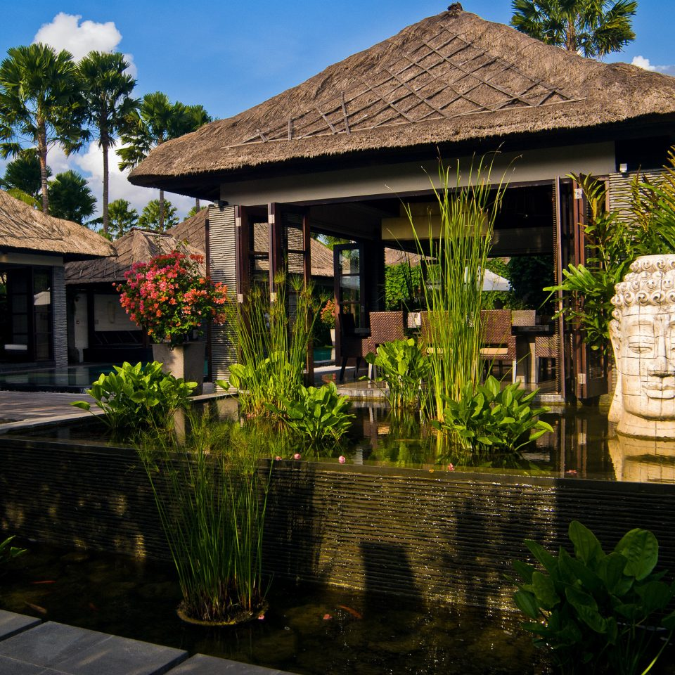 building sky house property Resort home cottage backyard old Courtyard Garden outdoor structure stone