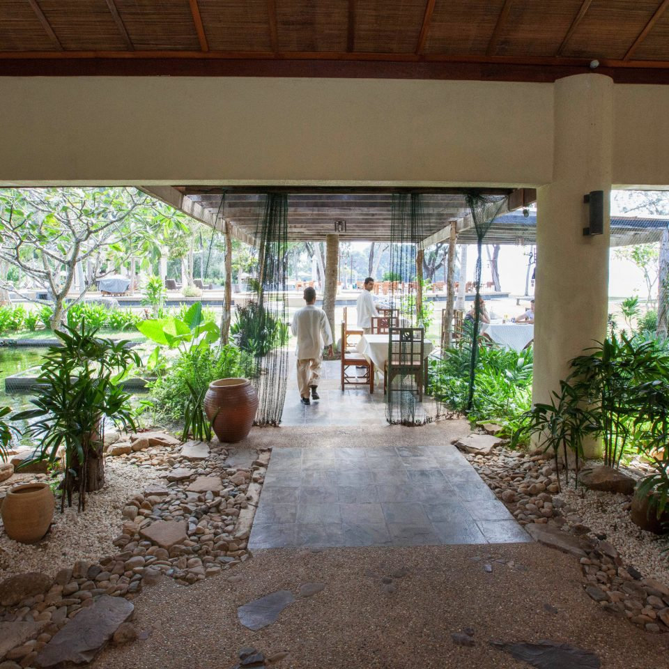 ground building property Resort porch Courtyard Garden home yard hacienda