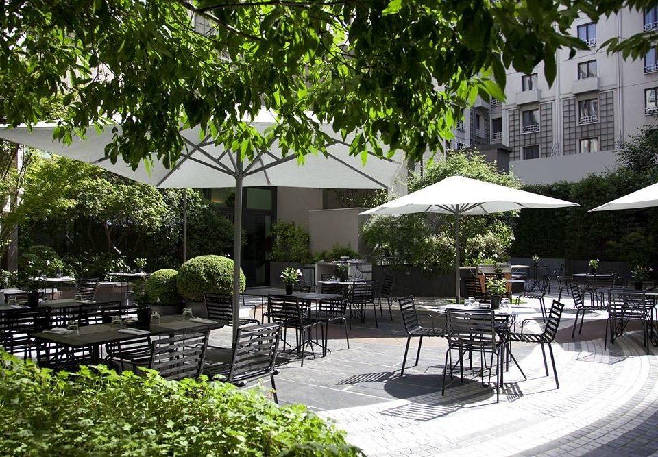 tree chair property park Resort Courtyard condominium backyard home outdoor structure plaza lawn Villa Garden set shade