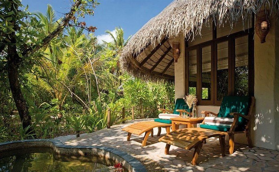 tree leisure property Resort backyard Villa home cottage Courtyard hacienda yard swimming pool Garden