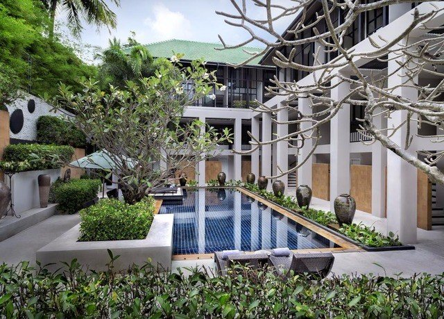 property house Courtyard home backyard Garden yard residential area landscape architect Villa outdoor structure cottage landscaping mansion condominium