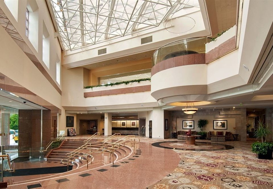 Lobby property building mansion home daylighting condominium flooring convention center Courtyard shopping mall hall