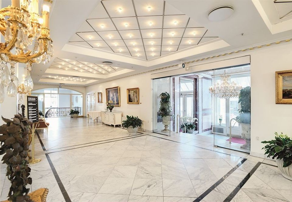 Lobby property home mansion condominium flooring Courtyard plaza