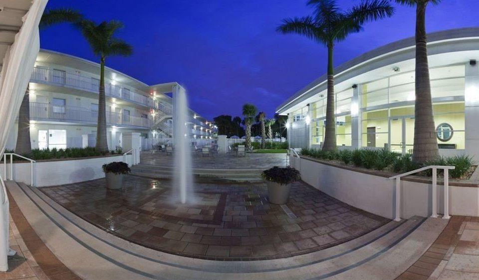 property plaza condominium Lobby headquarters shopping mall Courtyard