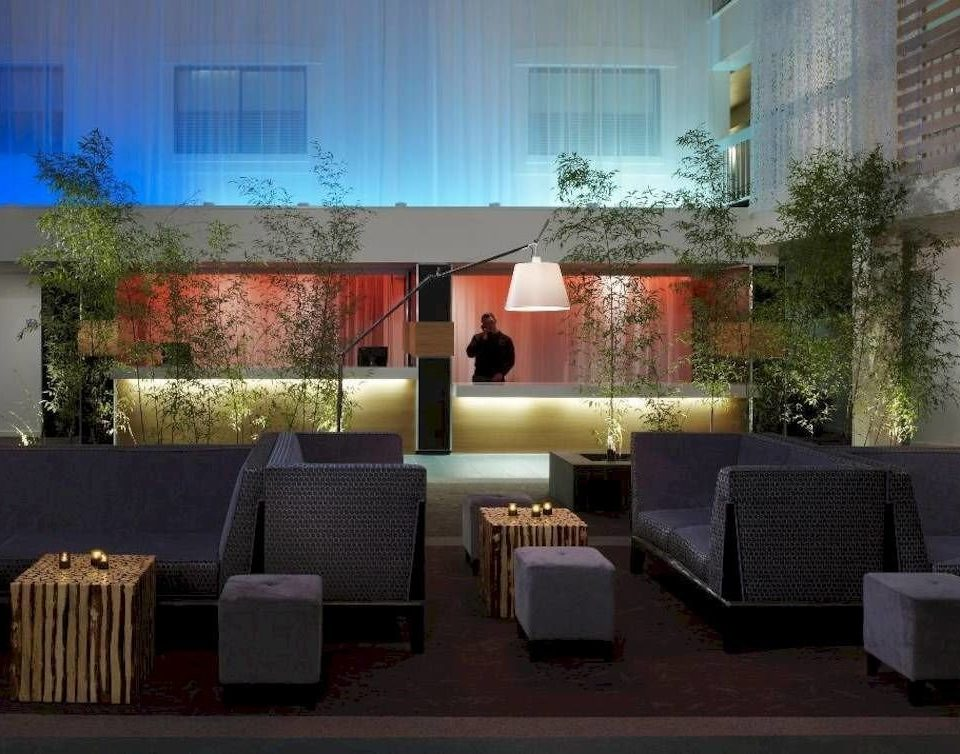 property Lobby living room condominium home outdoor structure Courtyard
