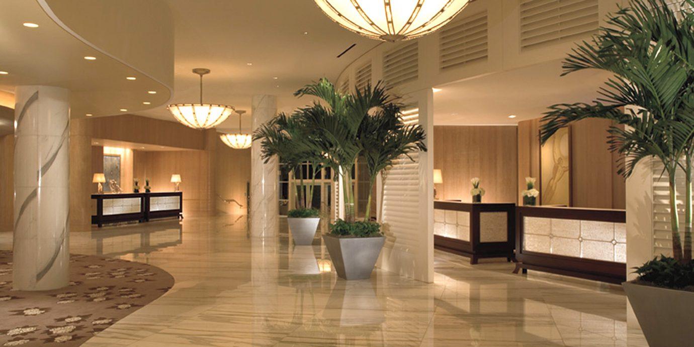 Lobby plant property home lighting condominium Courtyard Modern Resort