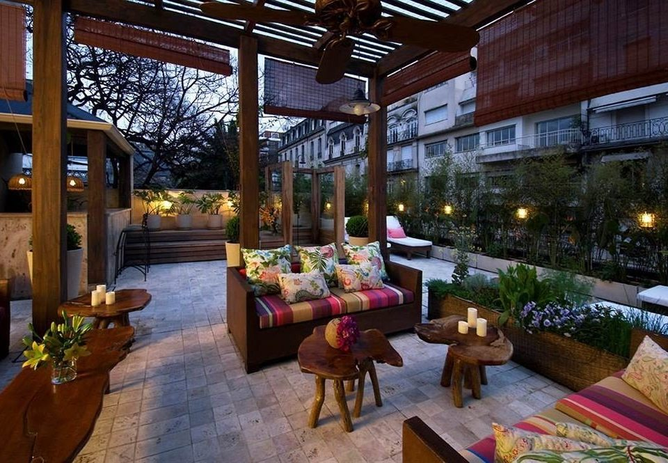 property Resort Courtyard Lobby home backyard restaurant outdoor structure